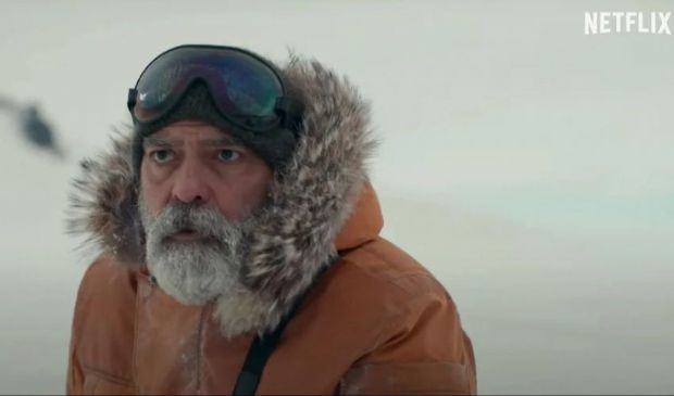 The Midnight Sky, il film di George Clooney su Netflix. Cast e trama
