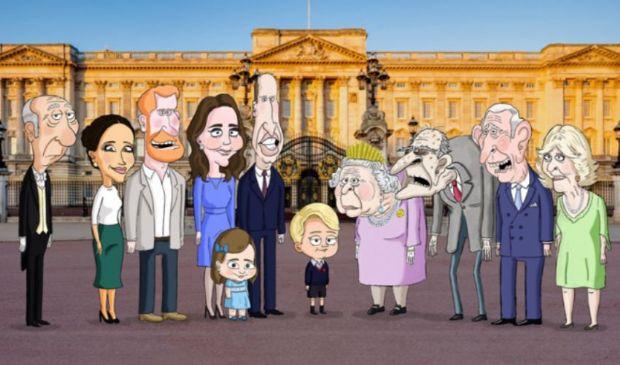 The Prince, il cartoon HBO sulla Royal family promette già scintille