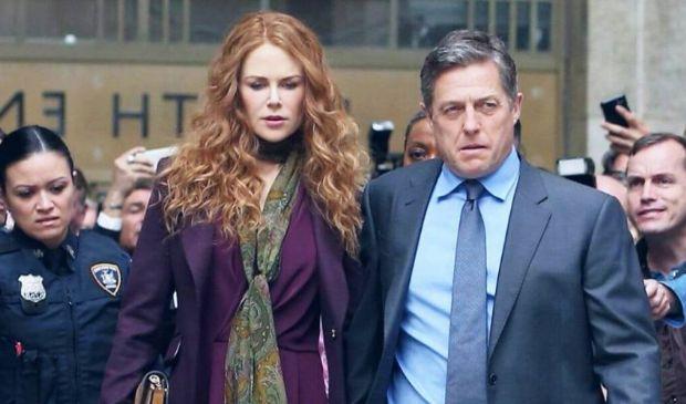 The Undoing serie tv Sky: Nicole Kidman e Hugh Grant trama cast uscita