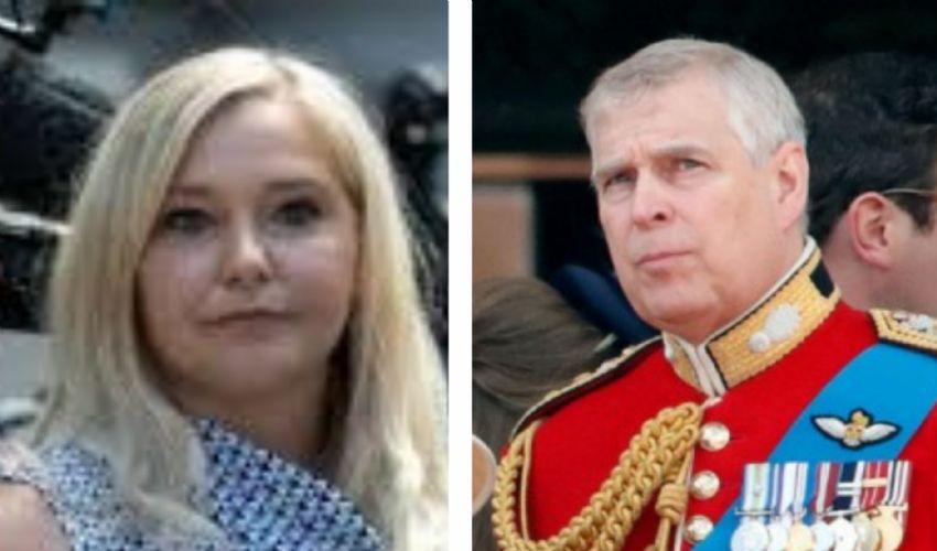 Virginia Giuffre, depositata la denuncia contro il principe Andrea