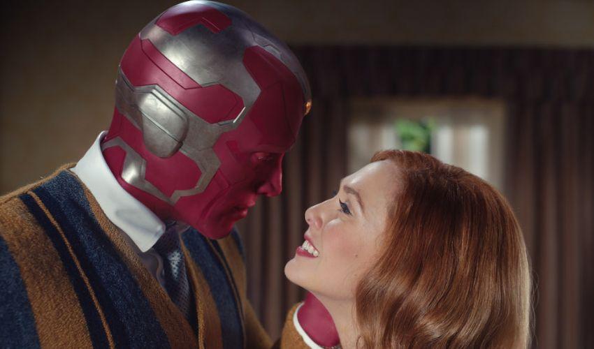 WandaVision, la serie tv Marvel diventa fenomeno social: ecco perché