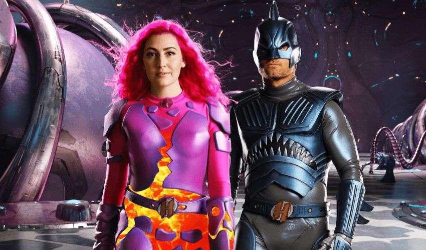 We Can be Heroes a Natale 2020 su Netflix: cast, trama e trailer Ita