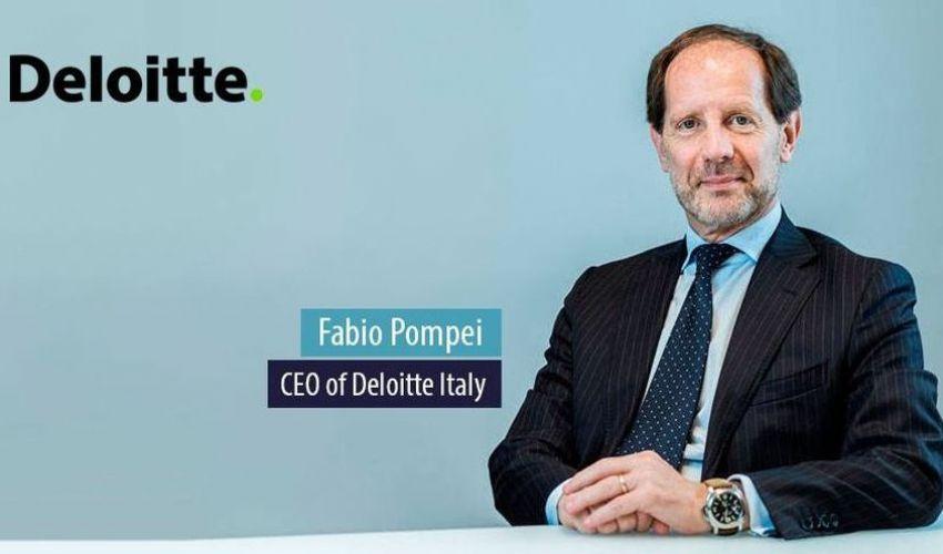 Pompei AD Deloitte: «Rispondere alla crisi già oggi e non domani»