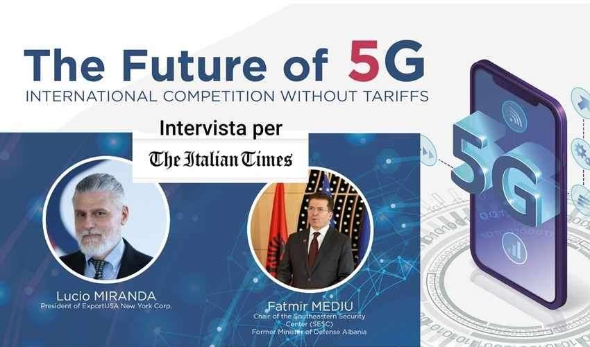 Futuro del 5G: reti mobili e sfide globali? Le riposte degli esperti