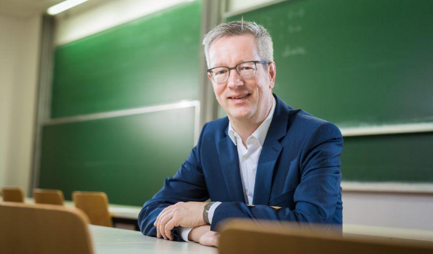 Gunter Ziegler: ragazzi, venite a studiare a Berlino, vi emozionerà