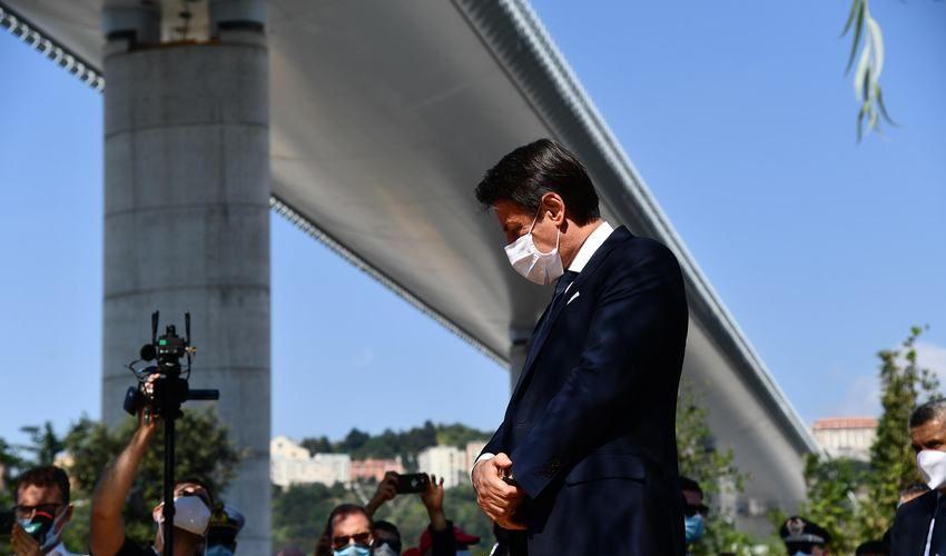 Ponte Morandi, Genova ricorda le 43 vittime a due anni dal crollo