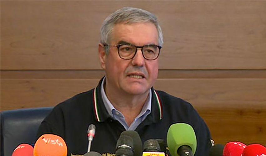 Angelo Borrelli: chi è il capo Dipartimento della Protezione Civile