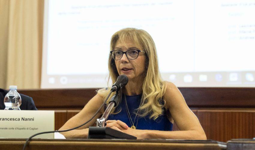 Prima donna a capo della Procura generale di Milano: è Francesca Nanni