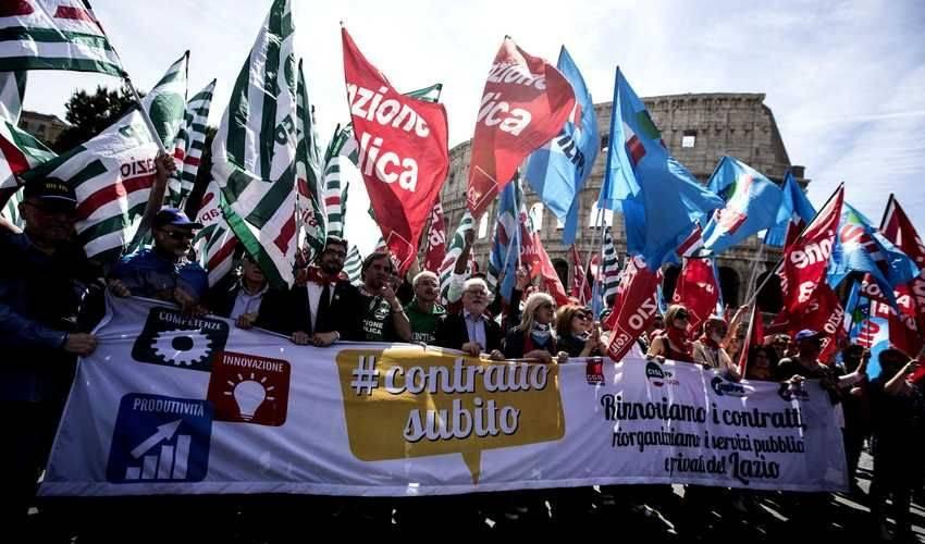 Sciopero pubblico impiego 9 dicembre, tante le adesioni
