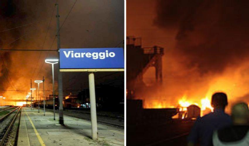 """Strage di Viareggio, Cassazione: """"Colpa della mancata manutenzione"""""""