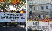 Green Pass, perché si discute del caso dei portuali di Trieste