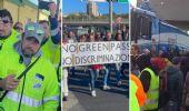 No Green Pass, i portuali di Trieste si spaccano, ma blocco a oltranza