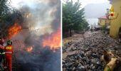 Emergenza roghi in Sardegna e alluvioni al Nord: colpa del clima?