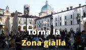 Zona gialla dal 26 luglio: nuove regole ed estensione Green Pass