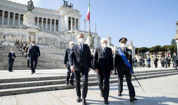 25 Aprile, appello all'unità di Sergio Mattarella. Gli eventi