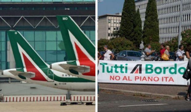 Ita rompe le trattative, oggi il dossier Alitalia al vaglio UE