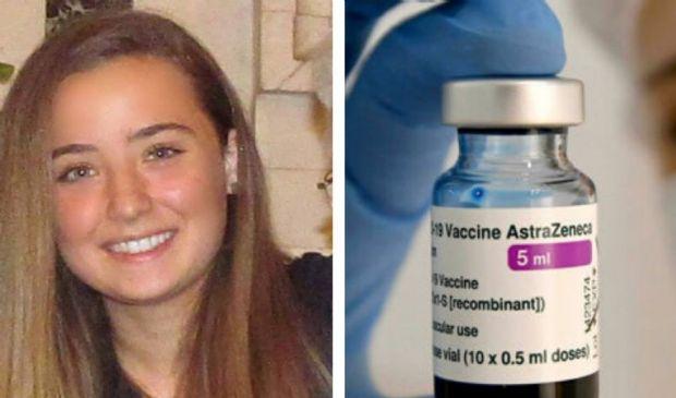 È morta Camilla, la 18enne genovese vaccinata con AstraZeneca