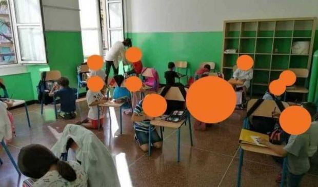 """Bambini in ginocchio a scuola Genova: non è denuncia ma """"ingenuità"""""""