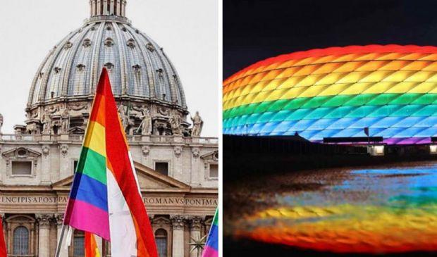 I diritti LGBT agitano sia il Vaticano sia il mondo del calcio
