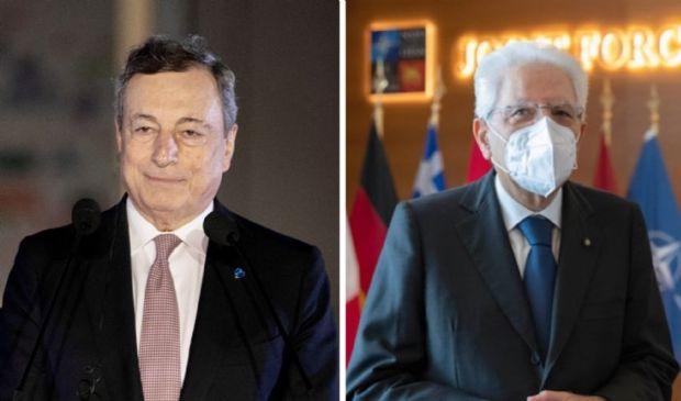 """Draghi e la """"sveglia"""" su clima e difesa europea: """"Non c'è più tempo"""""""
