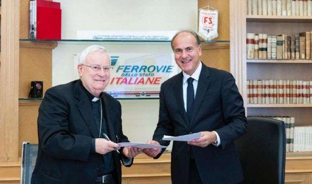 Ferrovie e Vescovi ridanno il cappellano alle chiese delle stazioni