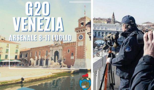G20 Venezia, blindato per paura black block. Scatta massima allerta