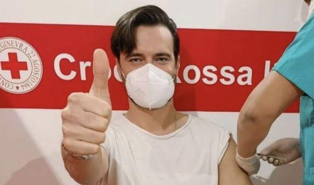 """Vaccino Berruti, fidanzato Boschi, spiega perché non è un """"furbetto"""""""