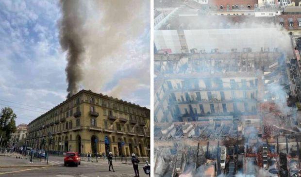 Rogo in un palazzo a Torino. A Milano hotel e case per gli sfollati