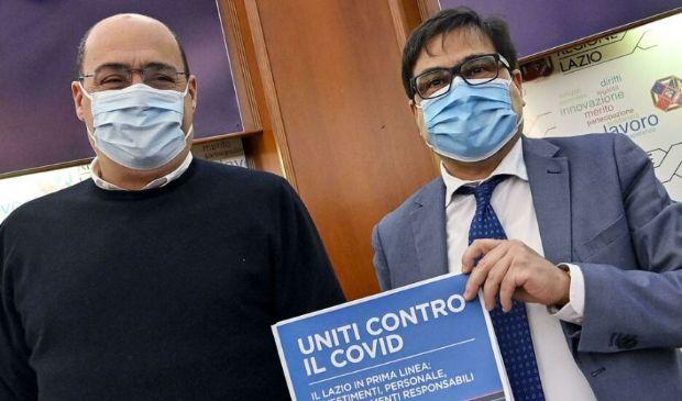 Lazio, passaporto vaccinale da metà marzo: cos'è, come funziona
