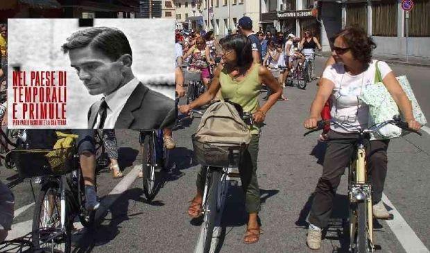 Pasolini in Friuli: 28esima pedalata nei luoghi del poeta a Casarsa