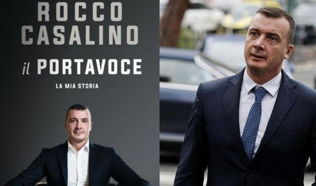 """Rocco Casalino, dal GF a Palazzo Chigi: arriva il libro """"Il portavoce"""""""
