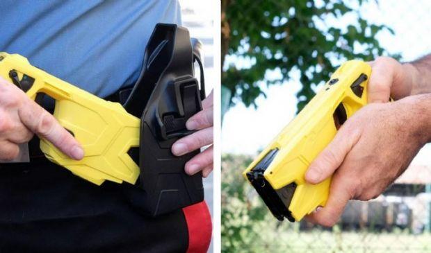 """Taser a polizia e carabinieri, in arrivo 4.482 """"pistole elettriche"""""""