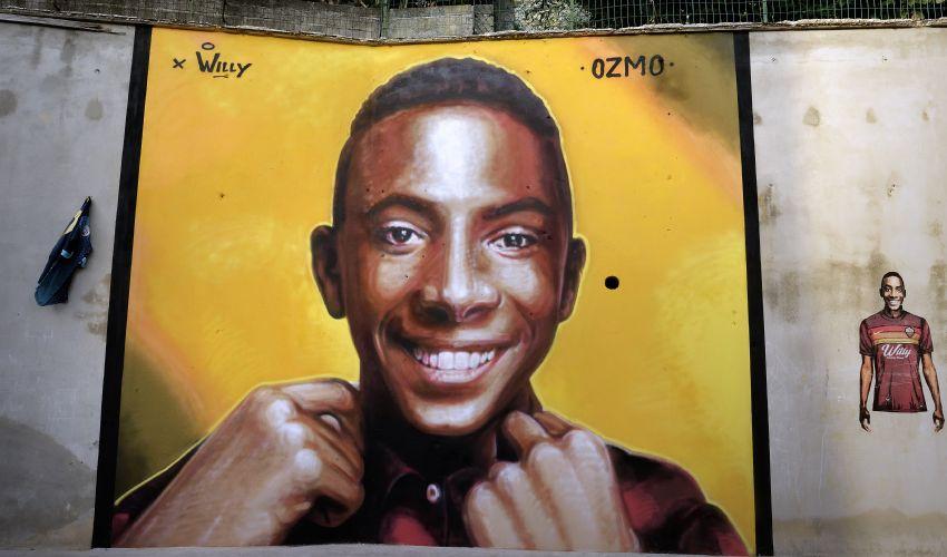 Willy Monteiro Duarte: fu omicidio volontario. Oggi un murale per lui