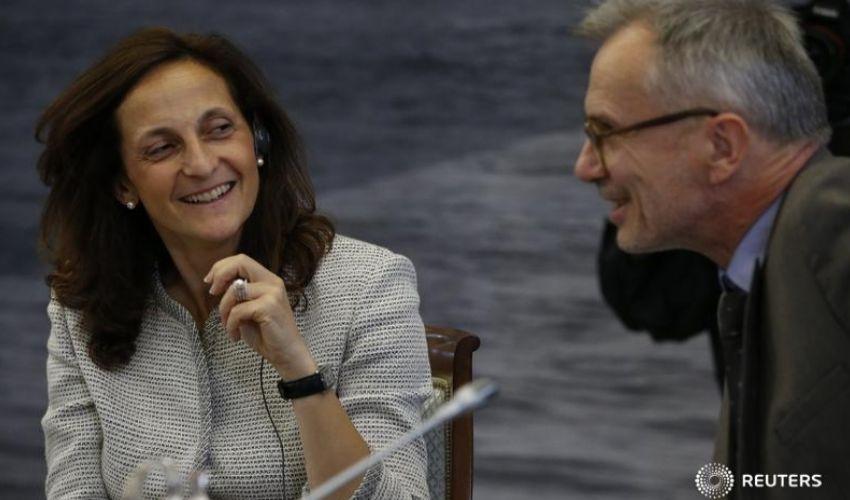 Alessandra Galloni alla guida di Reuters: prima donna dopo 170 anni