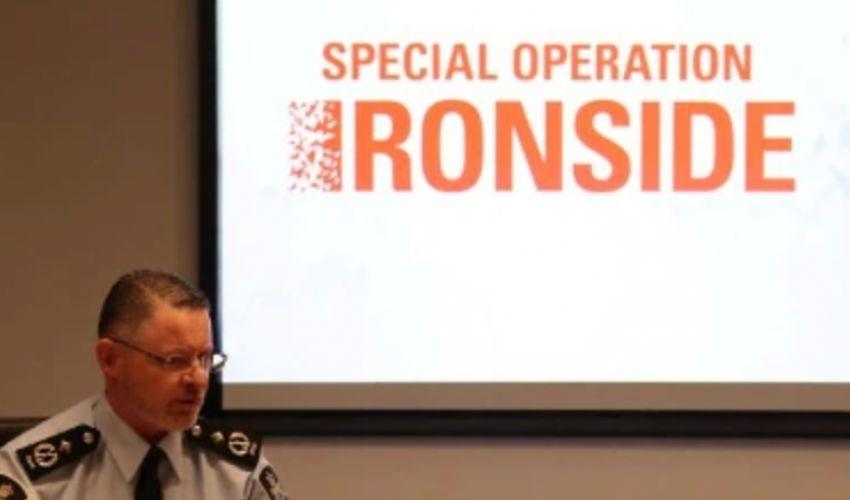 """Maxioperazione mondiale contro la criminalità, grazie alla """"app spia"""""""