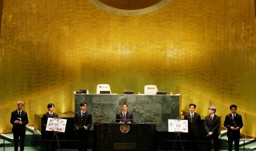 Al via la 76^ Assemblea Onu: clima, Covid e Afghanistan in primo piano