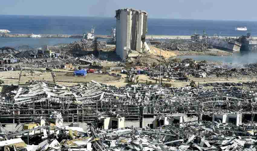"Beirut esplosione: 137 morti e 5mila feriti. Hamed Hasan ""andate via"""