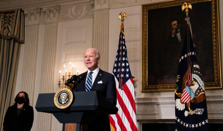 """Biden: """"Clima priorità per la sicurezza nazionale"""", vertice ad aprile"""