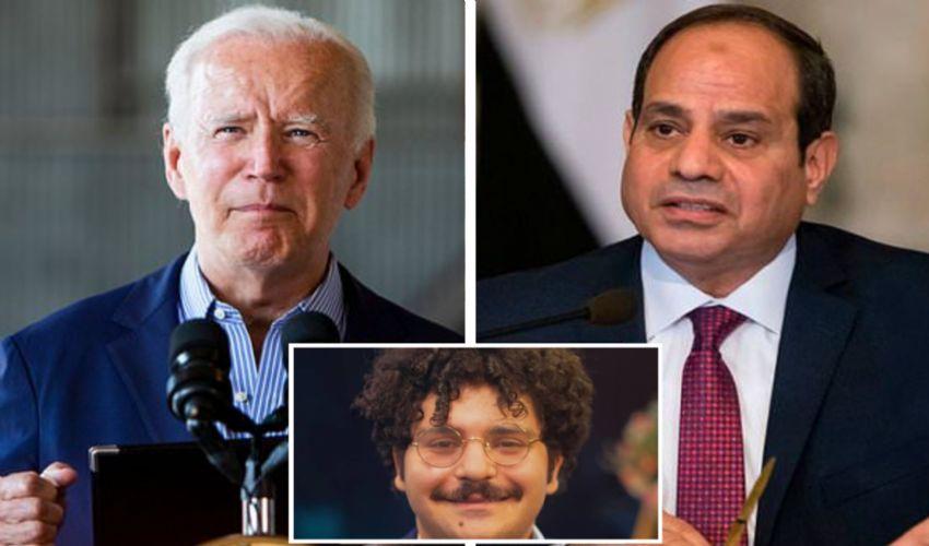 Biden e l'ultimatum all'Egitto: stop aiuti senza rispetto dei diritti
