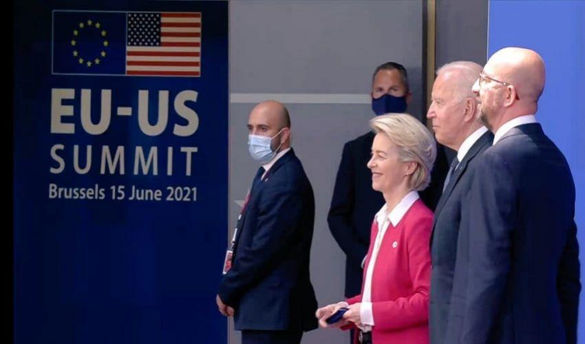 Esiti del Summit Ue-USA, Joe Biden riafferma l'alleanza con Bruxelles