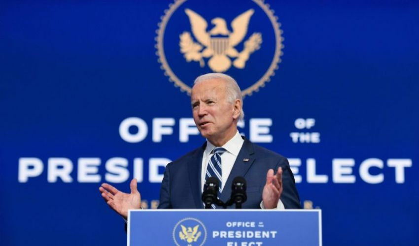 """Biden: """"Americani vaccinati entro luglio. A Natale fuori emergenza"""""""