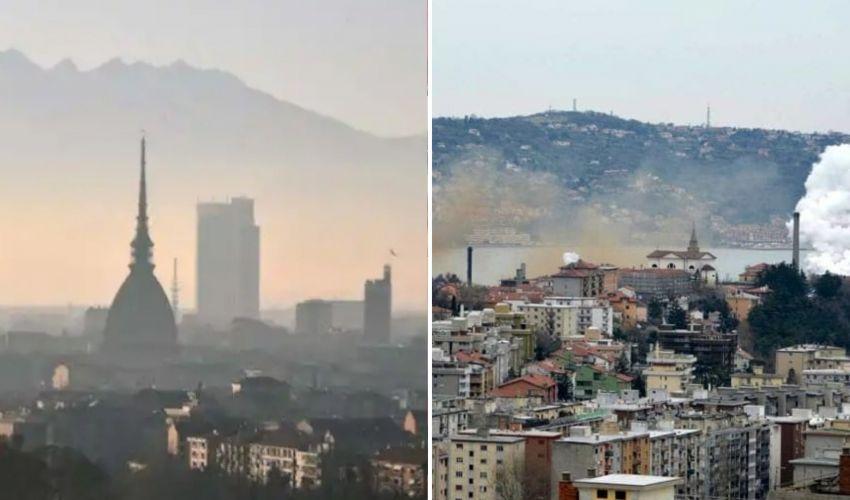 Le città meno Green d'Europa 2021: male l'Italia con Torino e Trieste