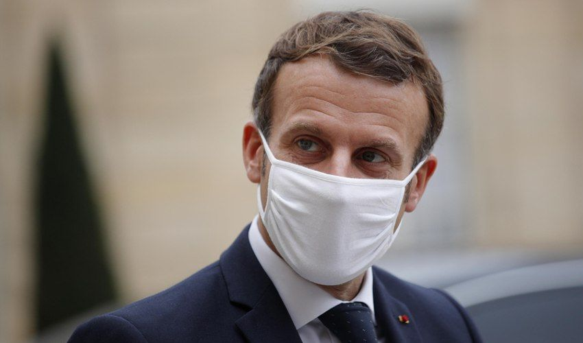 Coronavirus Francia, Macron annuncia lockdown fino al 1° dicembre