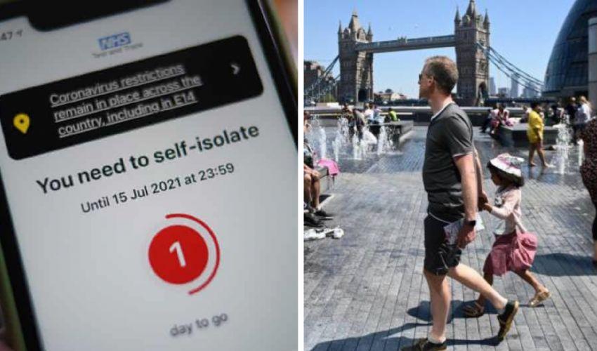 """Covid, la App anti-contagio """"rovina"""" le vacanze nel Regno Unito"""