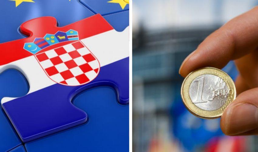La Croazia si prepara ad adottare l'Euro, cambio moneta dal 2023