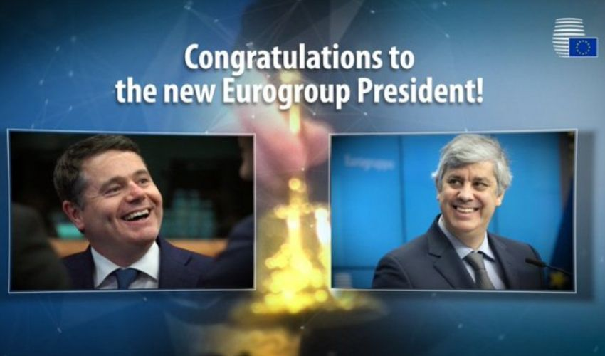 Paschal Donohoe nuovo presidente Eurogruppo, chi è e biografia