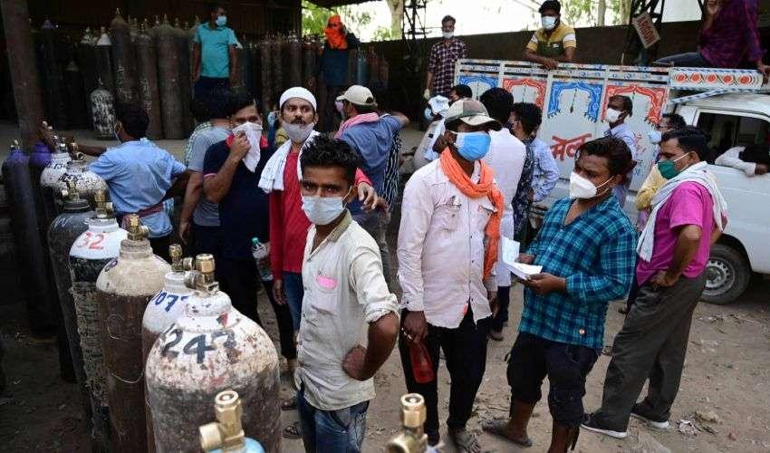 India, picco covid19: USA invia materiali e vaccini, aiuti anche da Ue