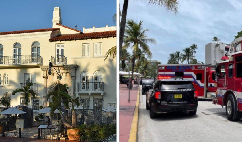 Morte e mistero (di nuovo) in ex villa di Gianni Versace a Miami Beach