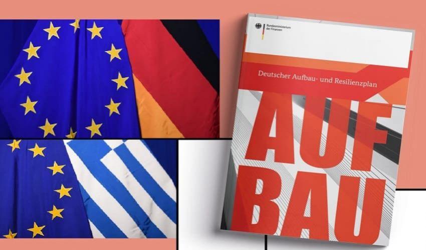 Recovery Fund, Germania e Grecia: consegnati a Ue i piani di ripresa