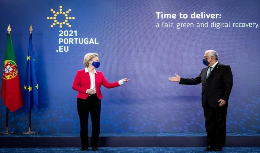 Ue, Piani di Recovery: endorsement al Piano del Portogallo da 16,6 mld